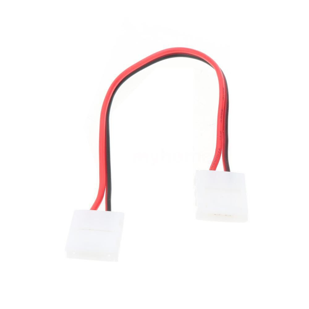 Lighting - 5 PIECE(s) 2PIN Connector Wire 14cm for 5730 5630 5050 Single Color LED Strip Light - #