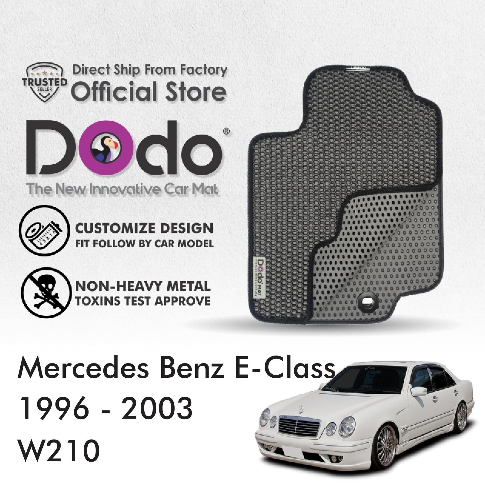 Dodo® Car Mat / Mercedes Benz E-Class / 1996 - 2003 / W210