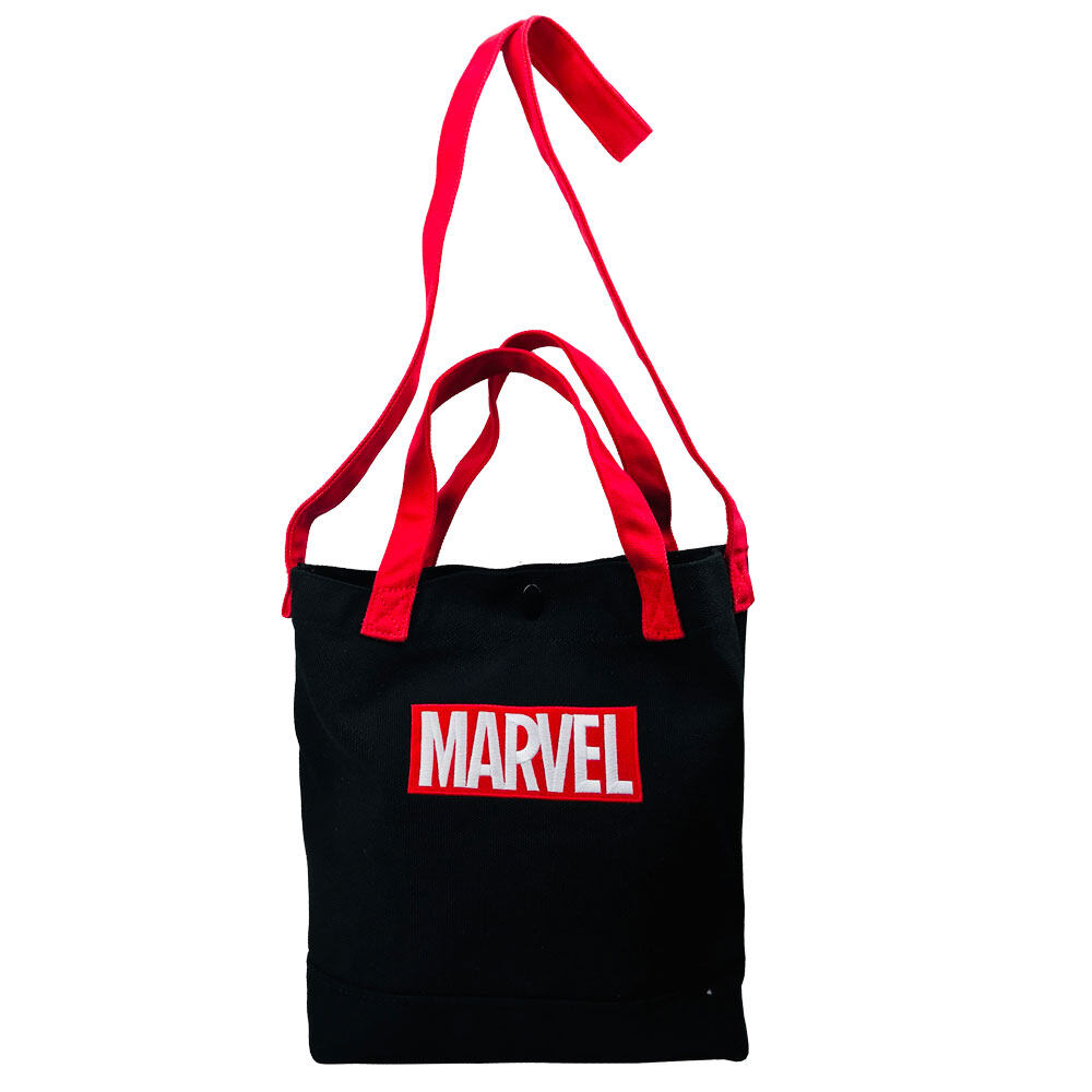 Marvel 2-in-1 Stylish Canvas Tote + Sling Bag