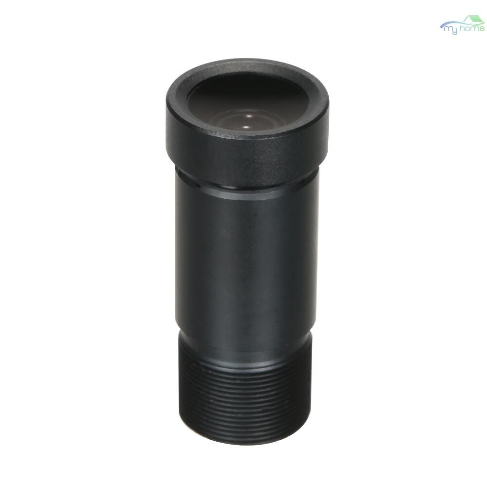 CCTV Security Cameras - F1.2 Starlight Lens CCTV MTV Board Lens HD 3.0Megapixel 6mm Lens M12 Mount Lens 6mm For HD CCTV IP - BLACK