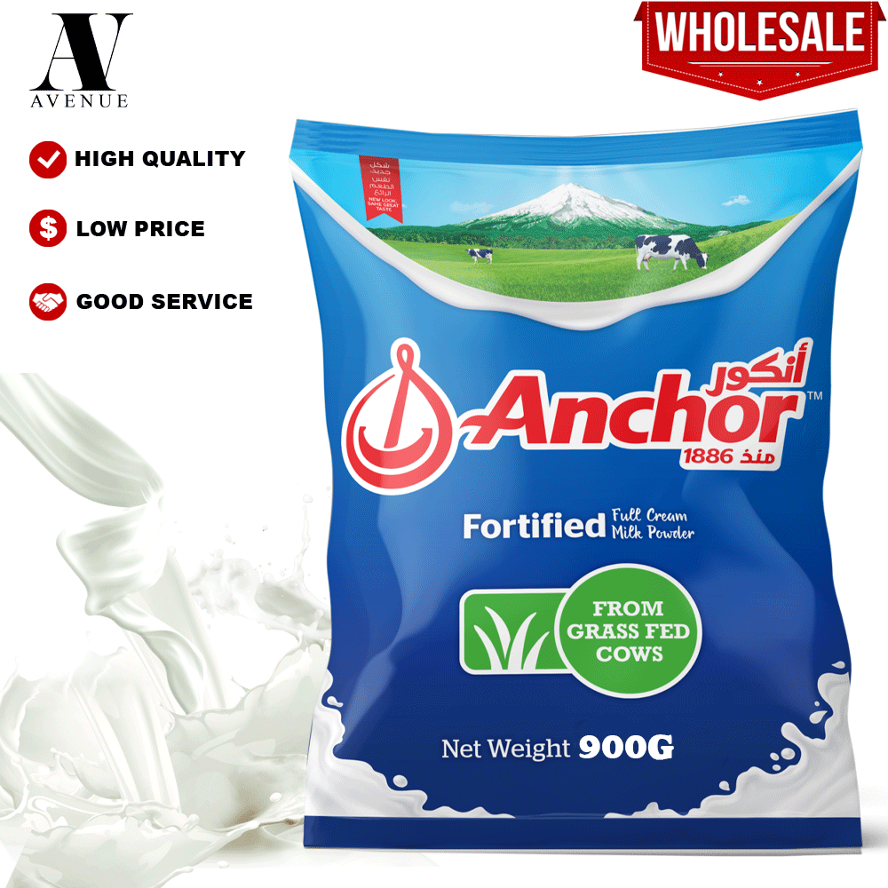 Anchor Fortified Full Cream Milk Powder 900g