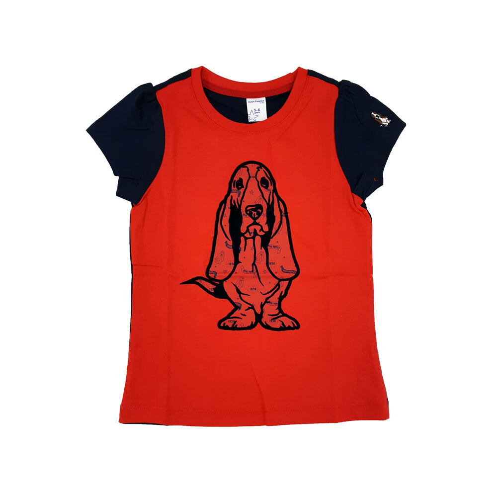 Hush Puppies - Zoey Girl Tee HGT927213