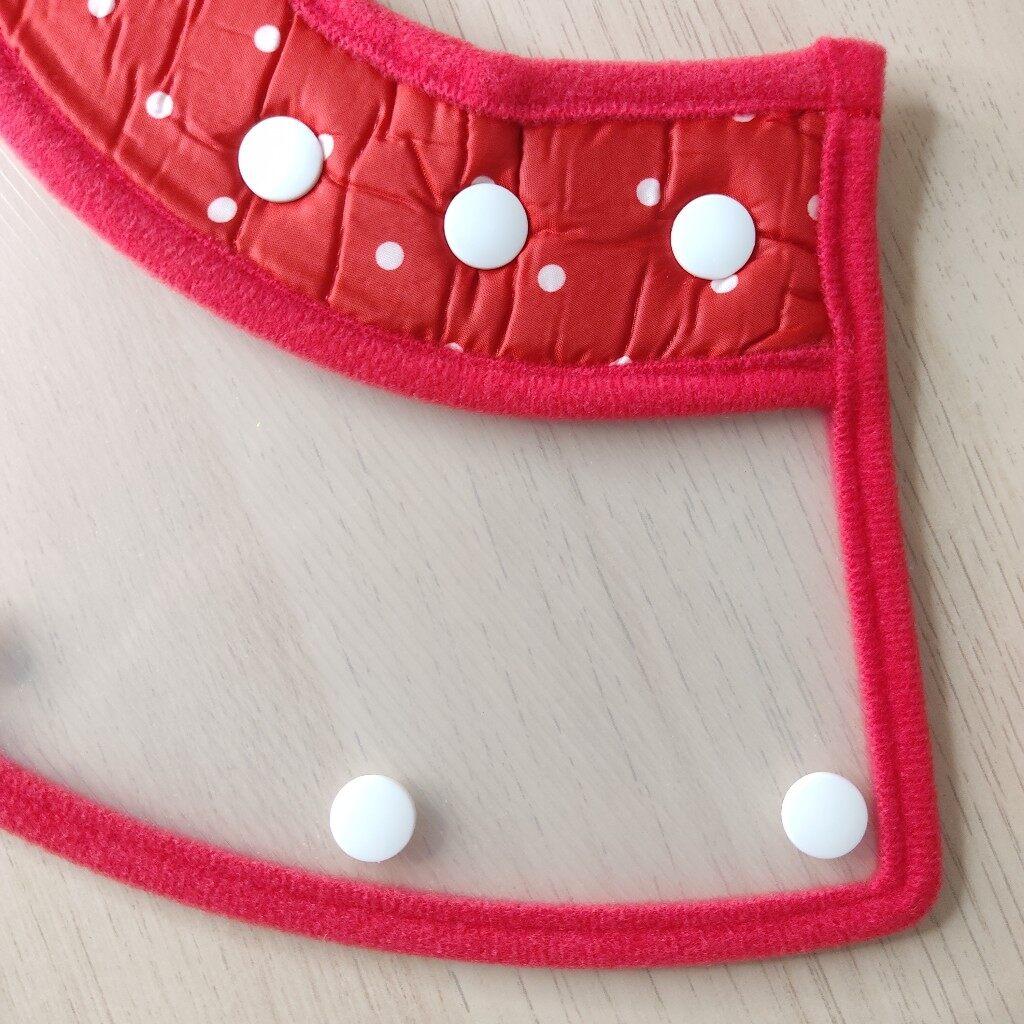 (NEET NEKO) Pet Cone Elizabeth E-collar Size S-XL / Anti-Scratching / Anti-Licking