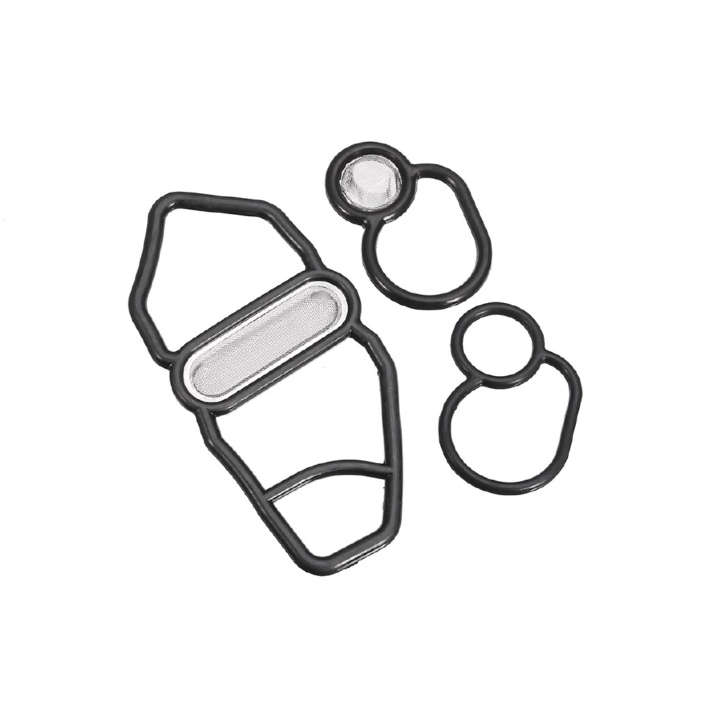 Air Filters - Solenoid Spool Valve Gaskets Filter For Honda/Civic DEL SOL VTEC System - Car Replacement Parts