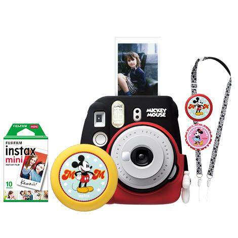 (Limited Edition) Fujifilm Instax Mini 9 Mickey Mouse Package