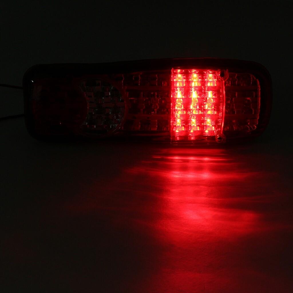 Car Lights - Truck Trailer Rear violet Light LED Lamps Camper Indicator - Replacement Parts