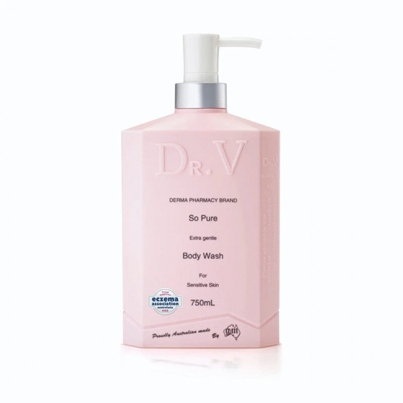 DR. V So Pure Extra Gentle Body Wash