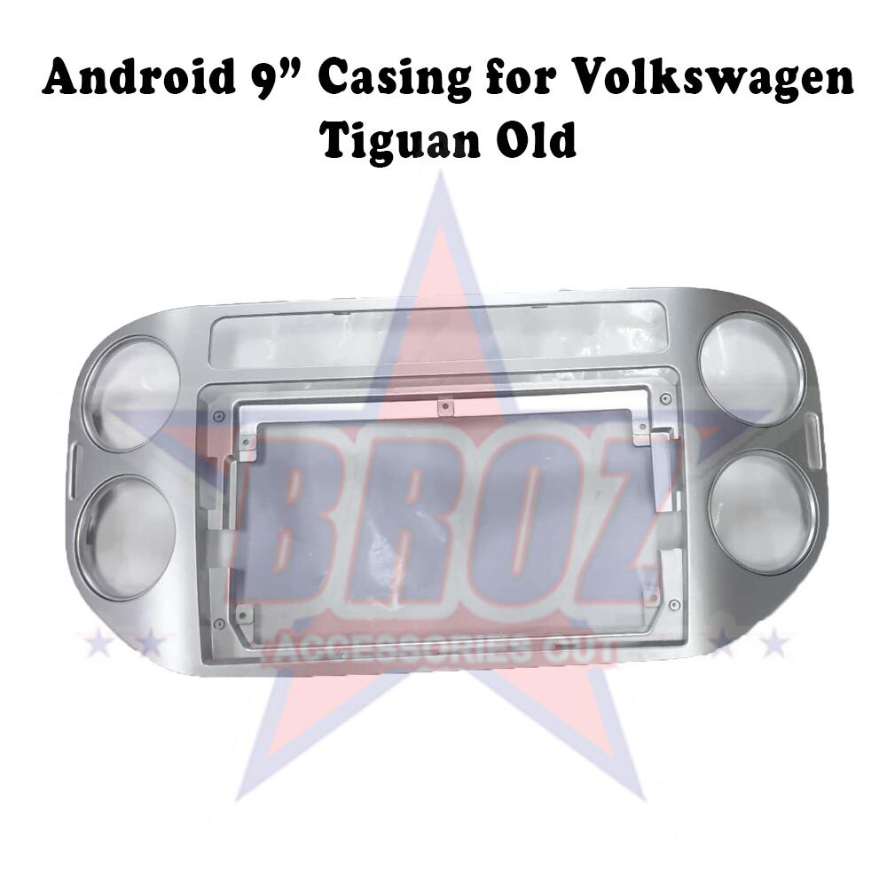 9 inches Car Android Player Casing for Volkswagen Tiguan Old