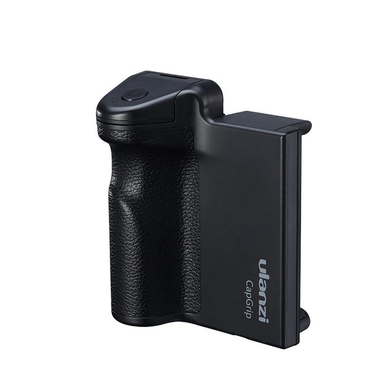 Ulanzi Bluetooth Phone Camera Shutter One Hand Grip Remote Control ABS