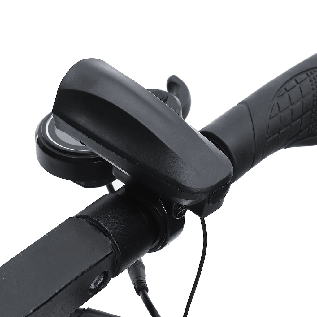 Automotive Tools & Equipment - Black ULTRA Loud Bike Bicycle Cycling Handlebar Ring Horn Bells Electric Warning Alarm - Car Replacement Parts