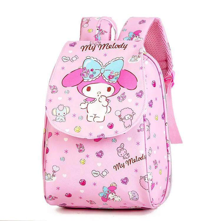 BAGGIE Unicorn Hello Kitty Bunny Kids Toddler Kindy School Backpack Bag