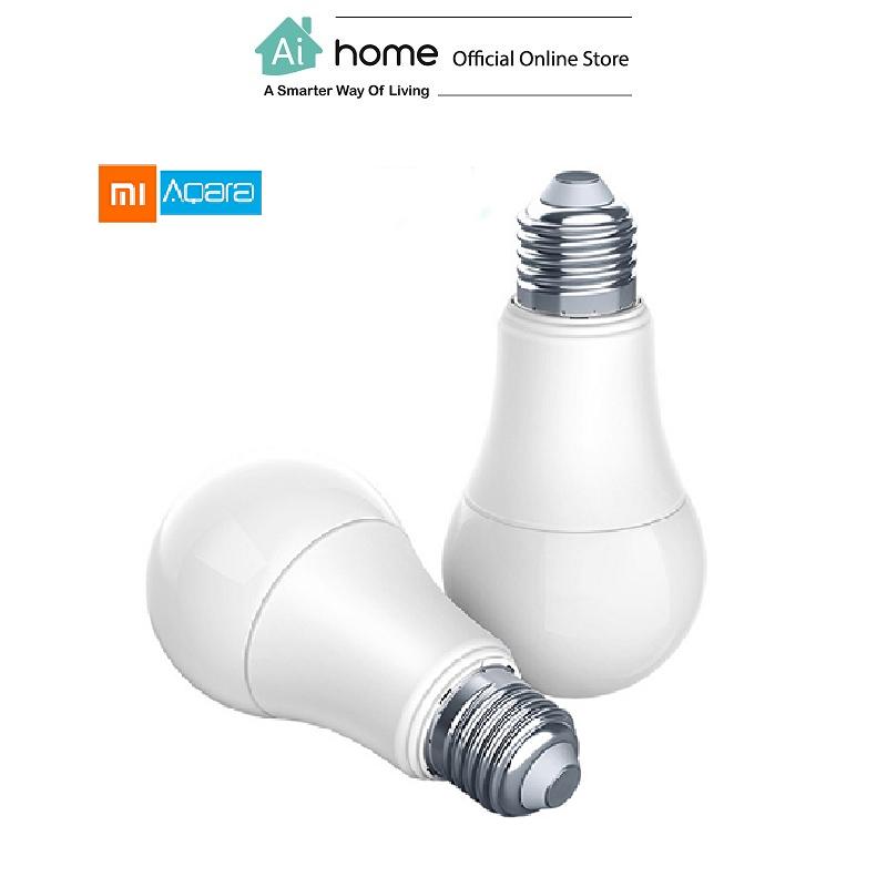AQARA Smart LED Ball Light Bulb (White) with 1 Year Malaysia Warranty [ Ai Home ]