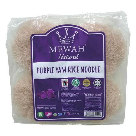 Mewah Natural Purple Yam Noodle