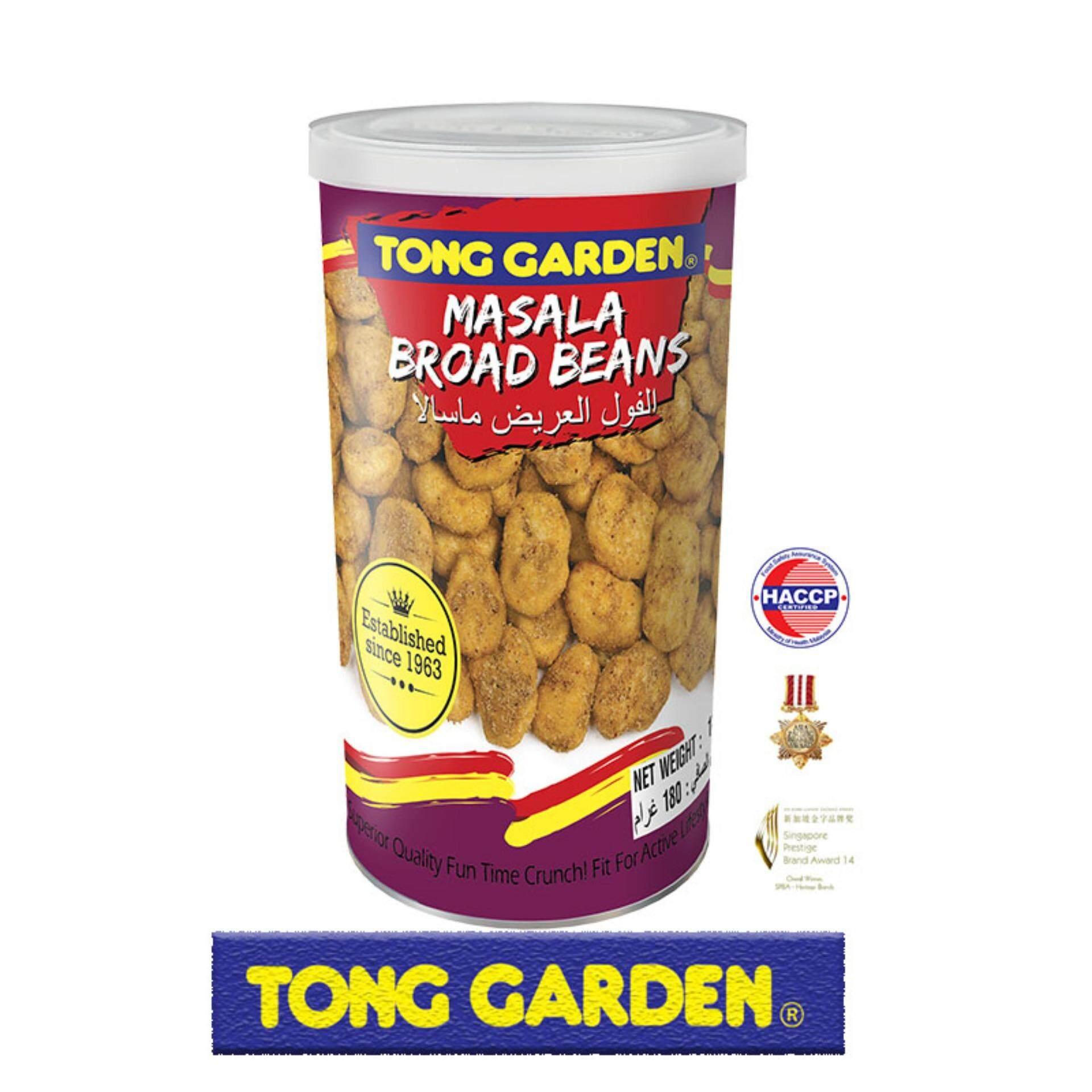 TG Masala Broad Beans CAN 180G