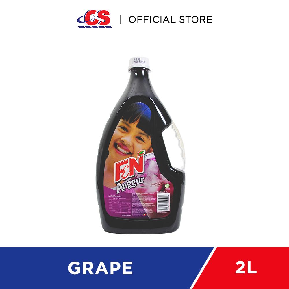 F&N Cordial Grape 2L