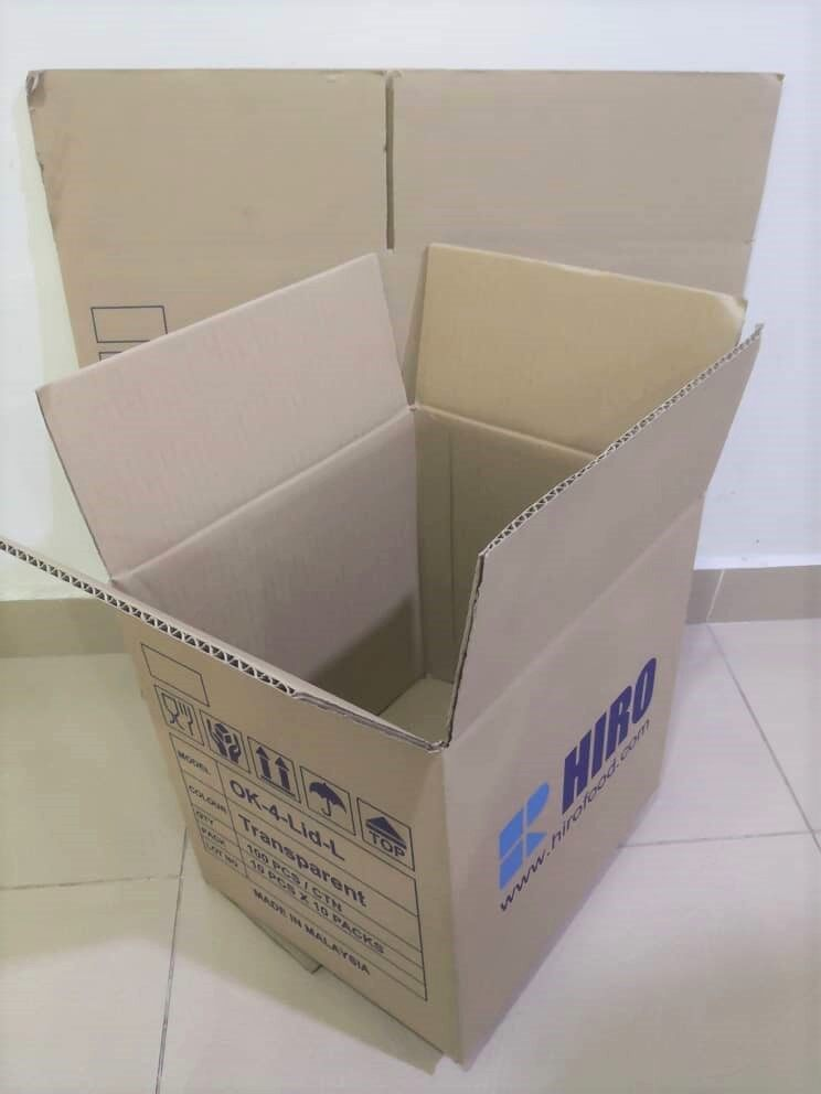 10pcs Printed Carton Boxes (L323 X W278 X H334mm)