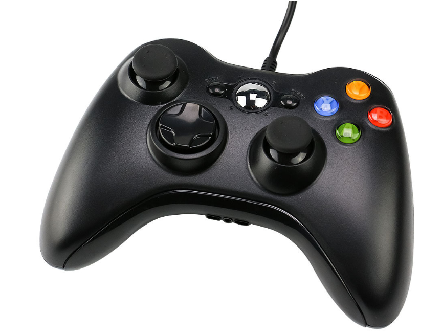 XBOX 360 Wired Controller XBOX360/PC (HIGH QUALITY Grade A )(READY STOCK)