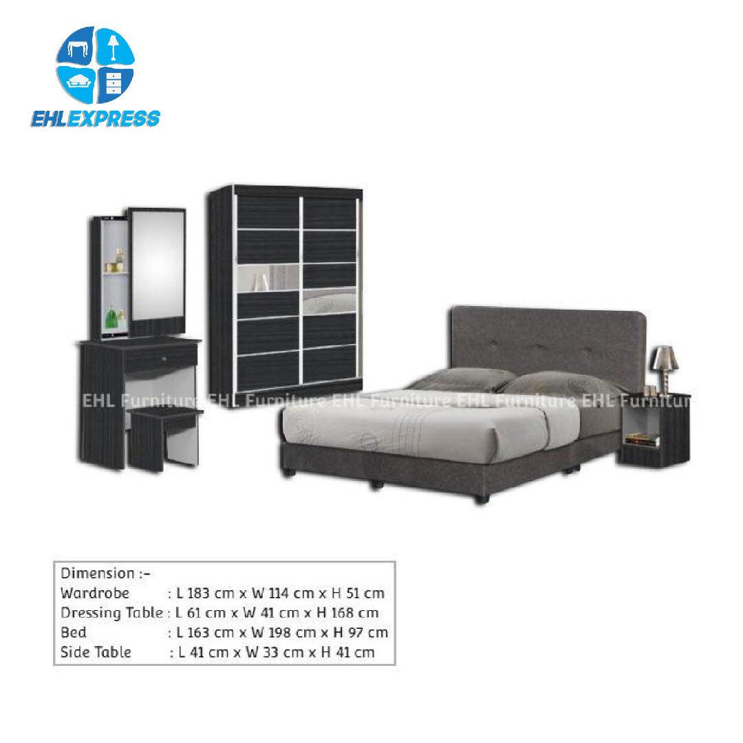 EHL EXPRESS Bedroom Set BRS0054