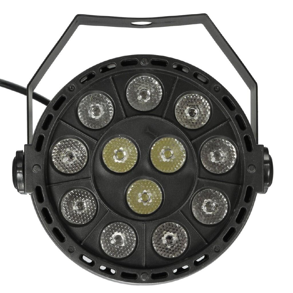 Ceiling Lights - 12 RGB LED Light Stage Stadio Luce Effect Up Bar Party Club DJ Disco Lighting - Lighting