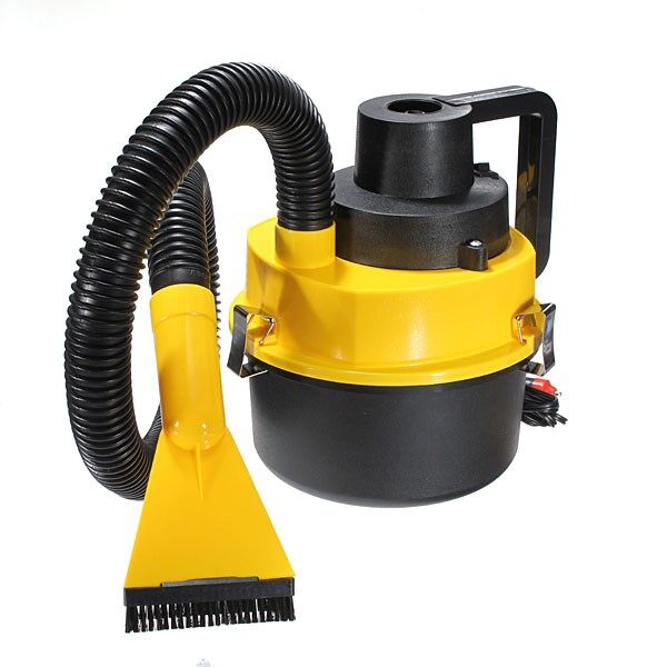 Cleaning Equipment - Auto Car Boat Truck Van PORTABLE 12V Wet And Dry Vacuum Cleaner Hoover Air Pump - Car Care