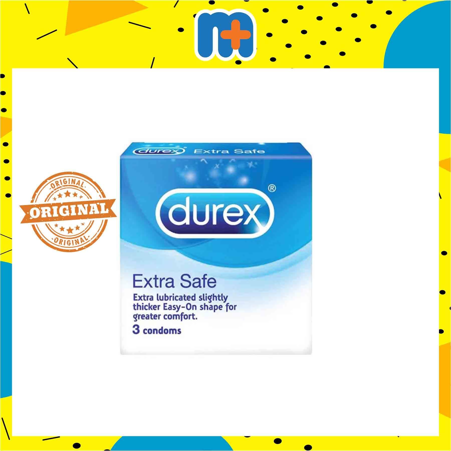 [MPLUS] DUREX EXTRA SAFE EASY ON 3S