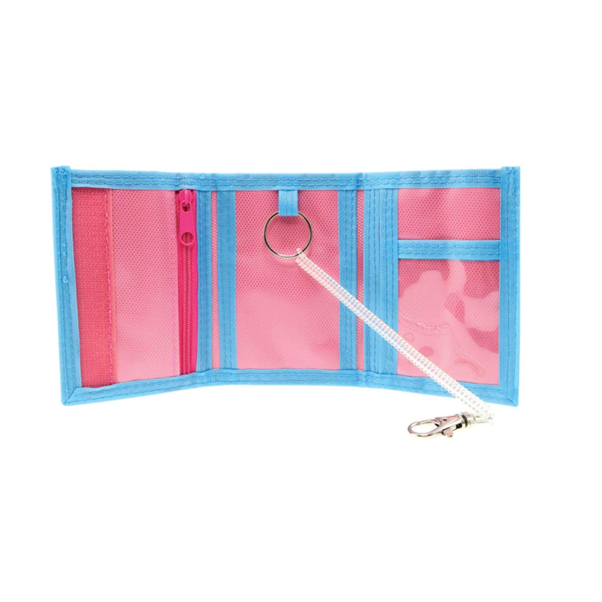 Disney Frozen Wallet - Blue Colour