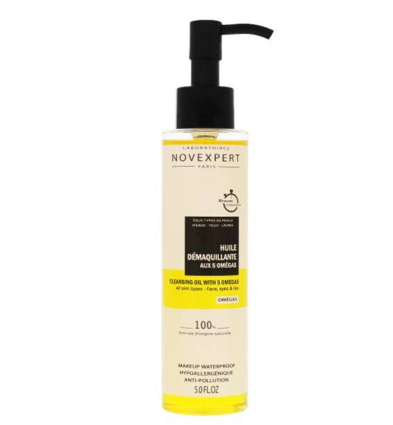 [MPLUS] NOVEXPERT Cleansing Oil with 5 Omegas 150ml