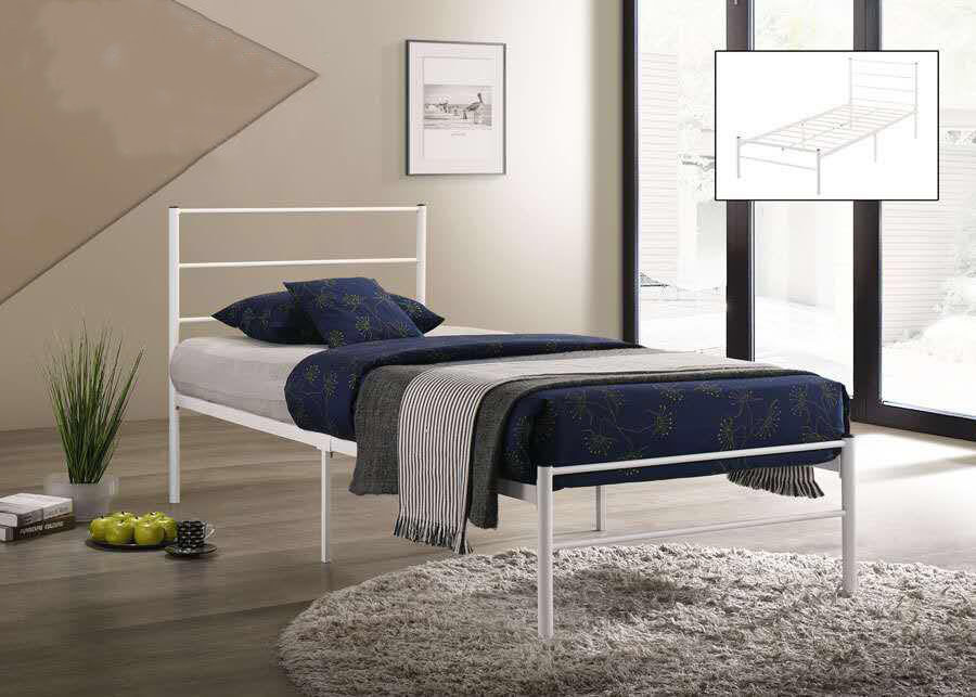 AtMua LILY Single Size Metal Bedframe / Katil Single / Katil Single Besi