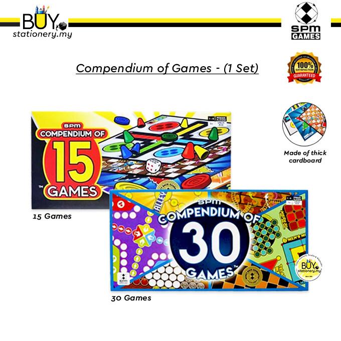 SPM Compendium of Games – (1set)