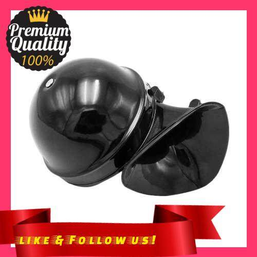 People\'s Choice Super Loud 120DB 12V Electric Snail Horn Air Horn Raging Sound for Car Motorcycle Truck Boat Crane (Standard)