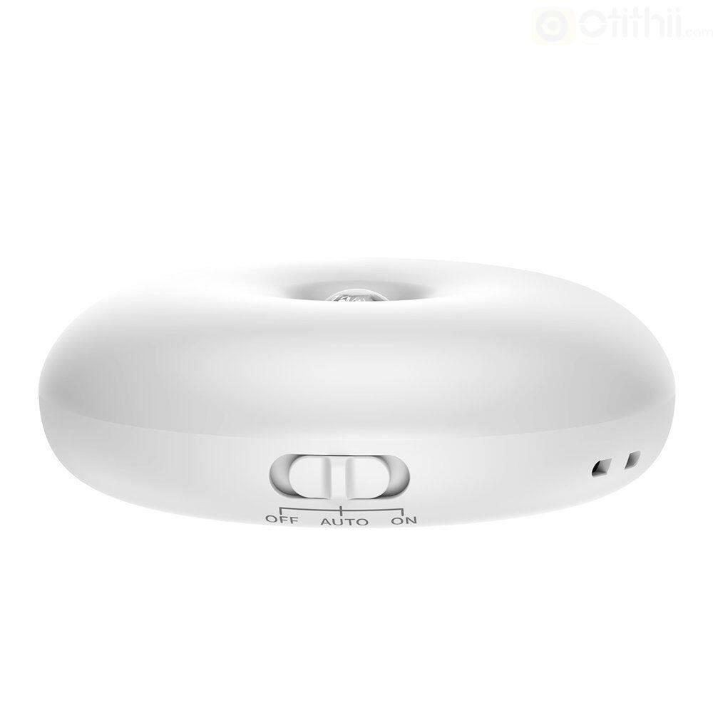 Baseus Light Garden Series Intelligent Induction Nightlight (DGYUA-LA02) (White Light)