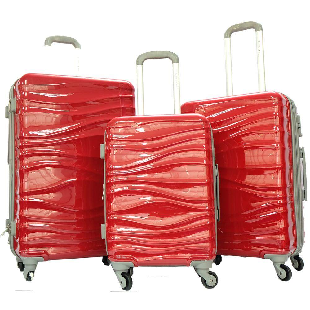 Giordano 28inch PC Trolley Hard Case- BQ1206(Red)