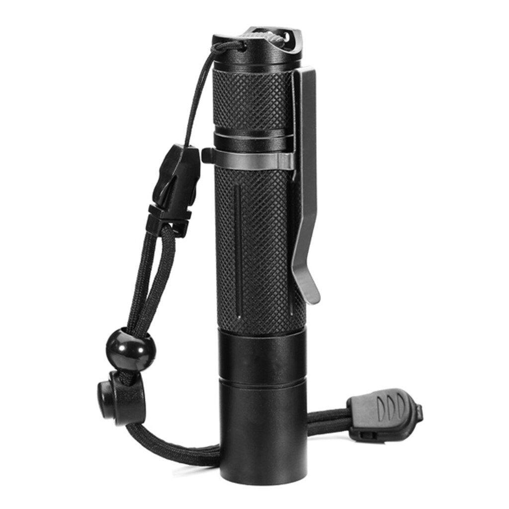 USB Light - BLF A6 XPL 1600Lumens 7/4modes EDC LED Flashlight 18650 - 3D / U2-1A(CW) / 5A