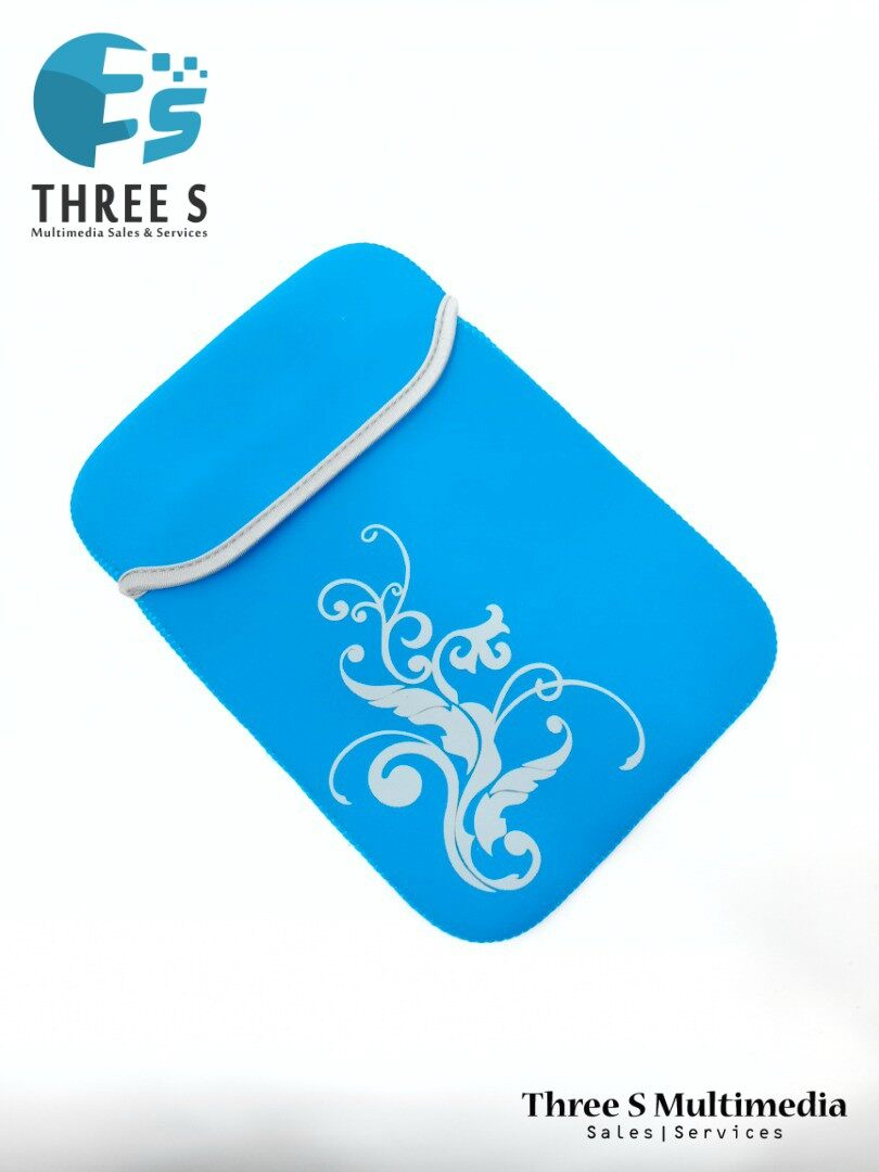 Notebook Case Protection flower Bag Cover 10.2inchi