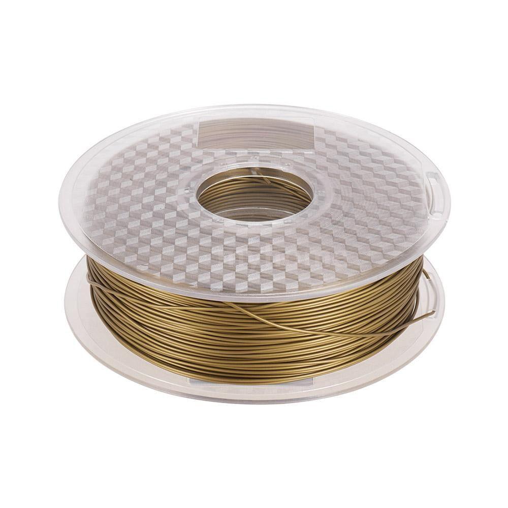 Printers & Projectors - Metal Copper PLA Filament 1.75mm 3D Printer Fill Filament 1kg/2.2lbs Spool Dimensional Accuracy +/- - COPPER POWDER / METAL BRONZE