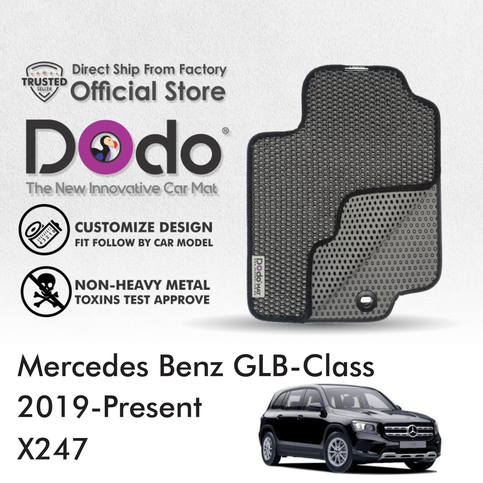 Dodo® Car Mat / Mercedes Benz GLB-Class / 2019 - Present / X247