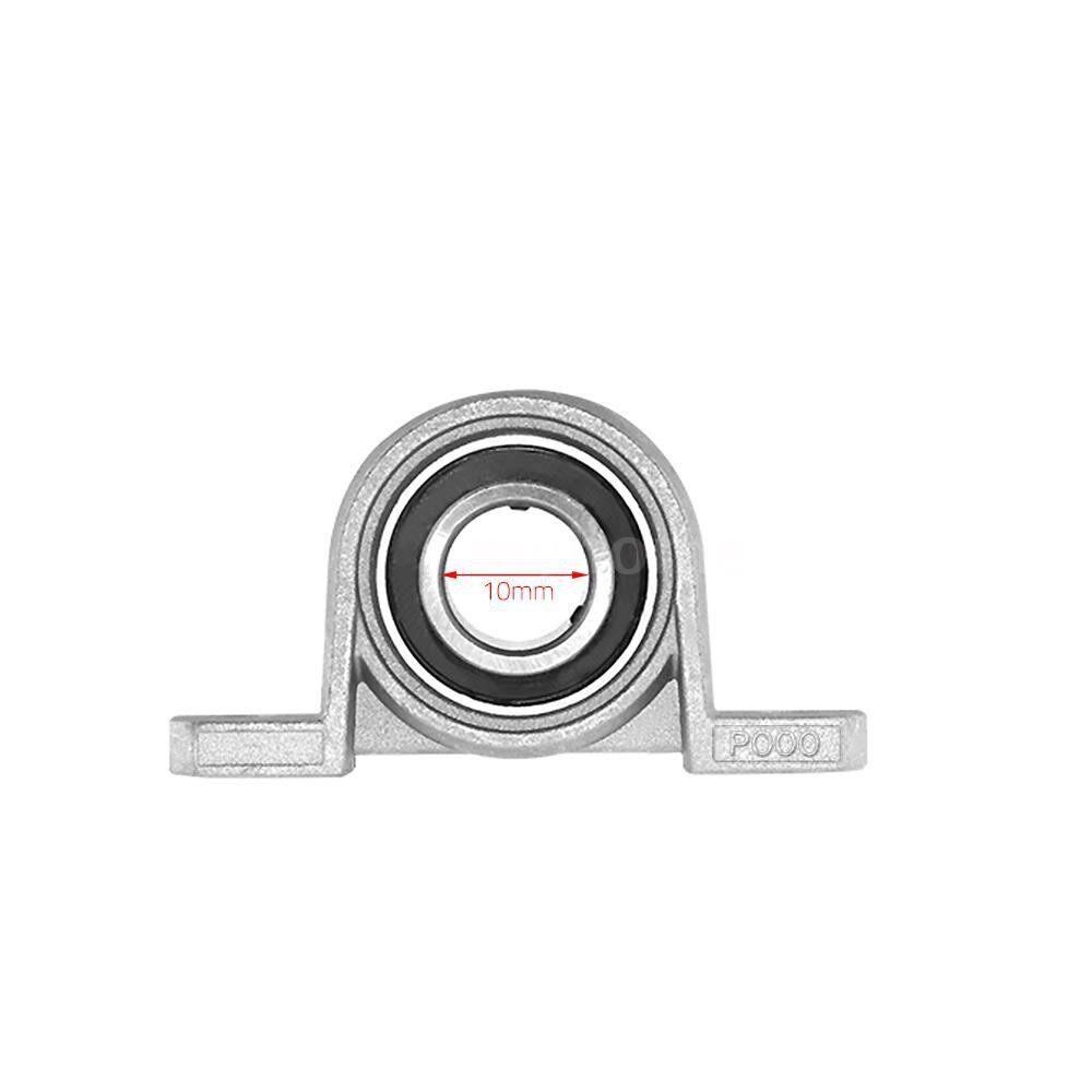 Printers & Projectors - Metal Ball Bearing Pillow Block KP004 Mounted Ball Bearings Core Diameter 20mm 3D Printer - CHROME-KP004-20MM / CHROME-KP001-12MM / CHROME-KP000-10MM / CHROME-KP08-8MM