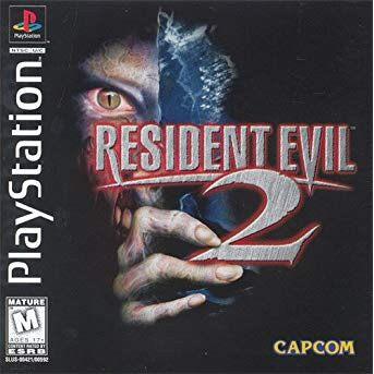 PS1 Resident Evil 2 [2DVD]