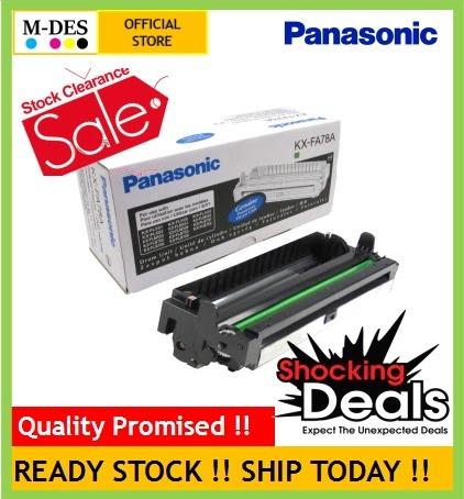 Panasonic KX-FA78 ORIGINAL CLEARANCE STOCK
