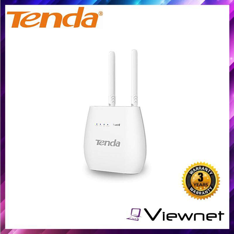 TENDA New 4G680 V2 4G LTE Wireless N300 WiFi Router Support Voice Call