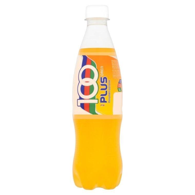 100plus Orange 500ml