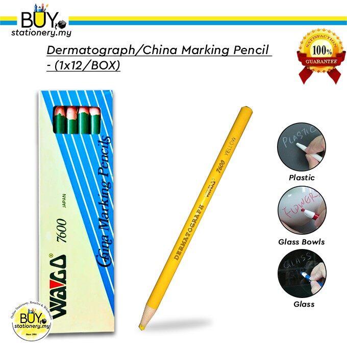 Wago Dermatograph/China Marking Pencil - (1x12/BOX)