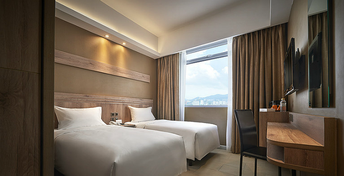 [Hotel Stay/Package] 2D1N Cititel Express Penang FREE Penang Trick Art Museum Entrance Ticket + Breakfast (Penang)