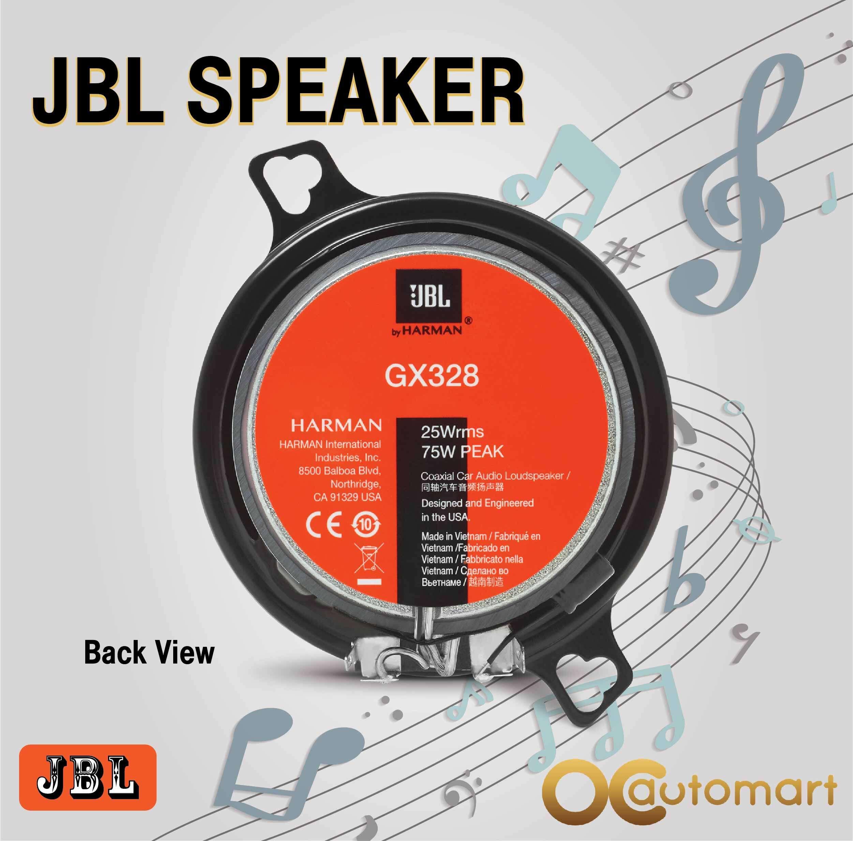 GX328 3-1/2 Coaxial Car Audio Loudspeaker