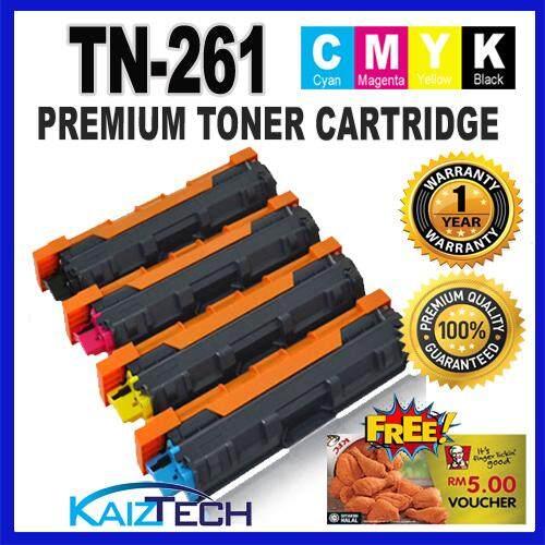 Brother TN-261 Premium Toner Cartridge for HL-3150CDN, HL-3170CDW, MFC-9140CDN, MFC-9330CDW Printer
