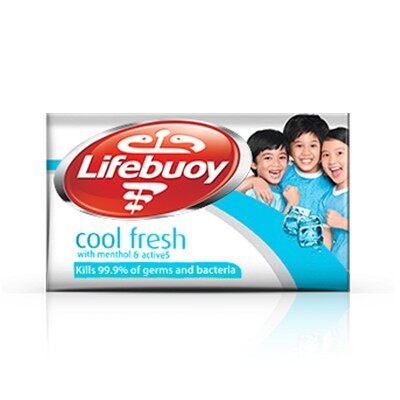 LIFEBOUY COOL FRESH BAR SOAP 115G