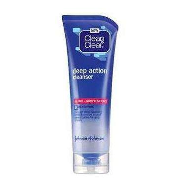 Clean & Clear Deep Action Cleanser 100g