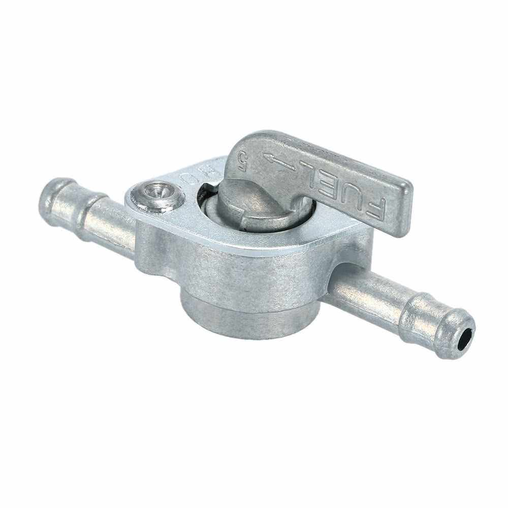 6mm Inline Fuel Tank Tap Filter Petcock Switch for Dirt Bike Quad ATV PIT PRO Buggy (Standard)
