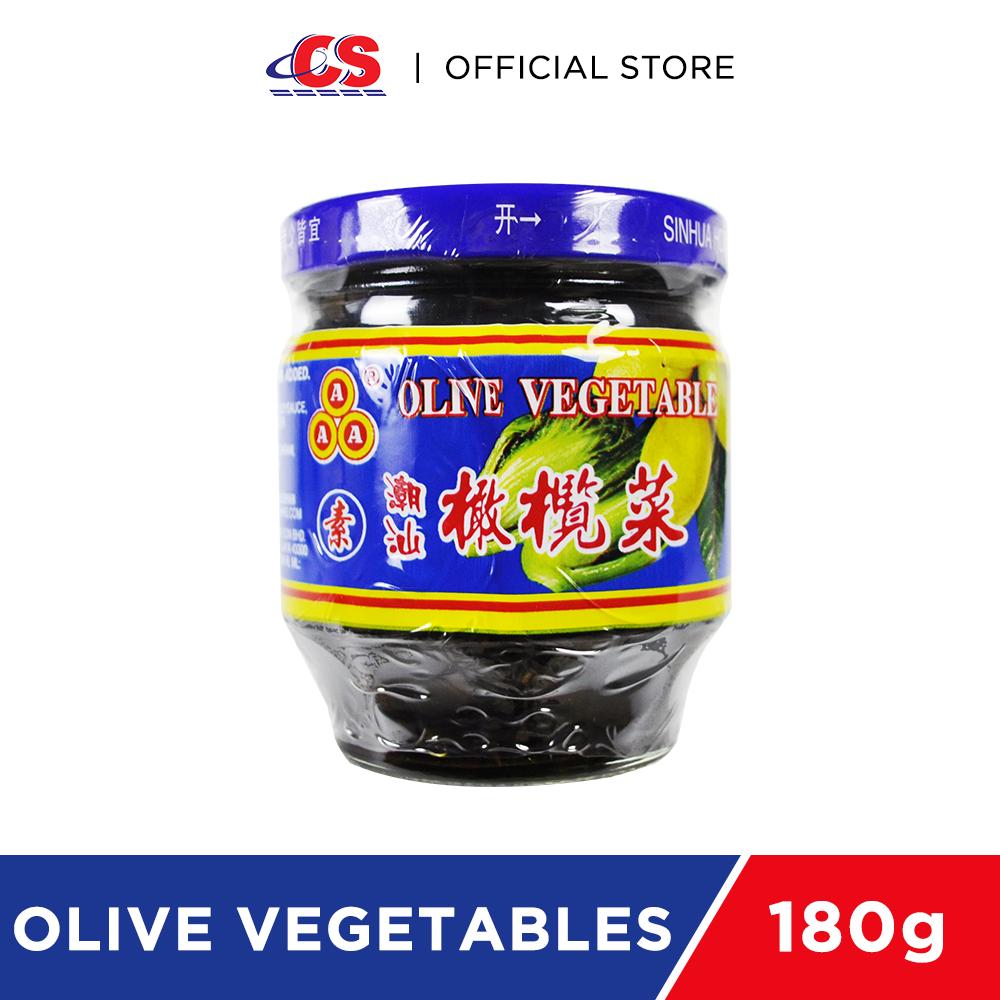 3A Olive Vegetables 180g
