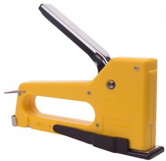 MAX Gun Tacker TG-HC Yellow